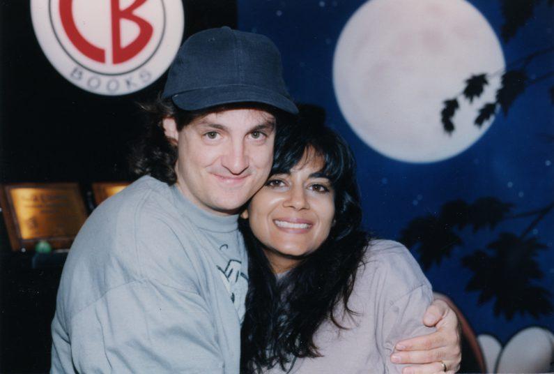 Cheers To 30 Years! Jeff and Vijaya Through the Years…