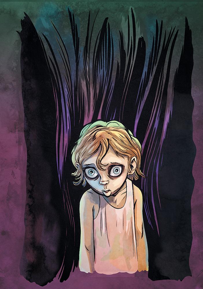 RASL – The Spooky Girl