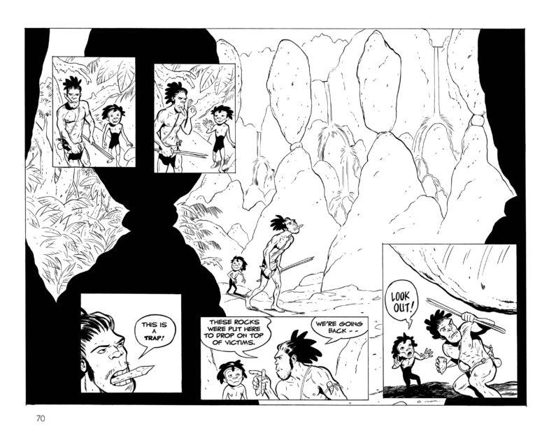 Tuki vs The Giant!