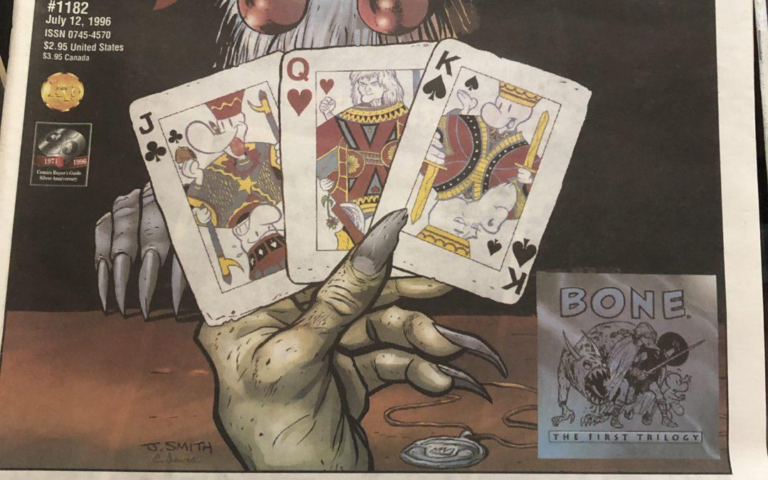 #BONE30 – CBG: What's the Deal With BONE?