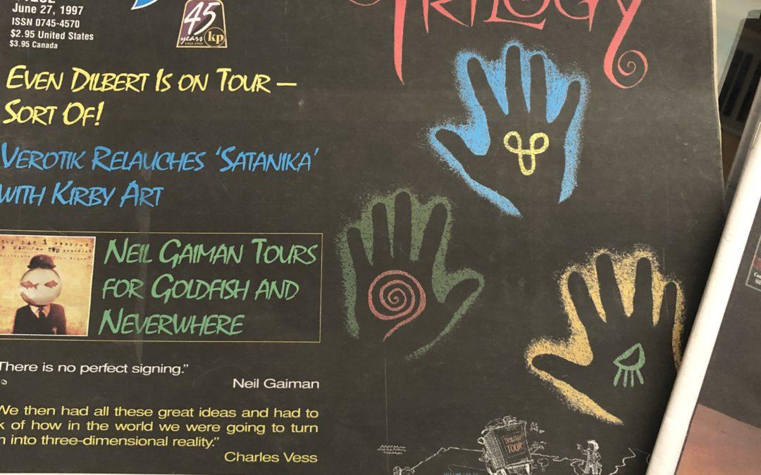 #TBT Trilogy Tour