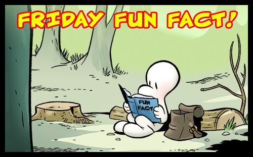 Friday Fun Fact – BONE and Graphix