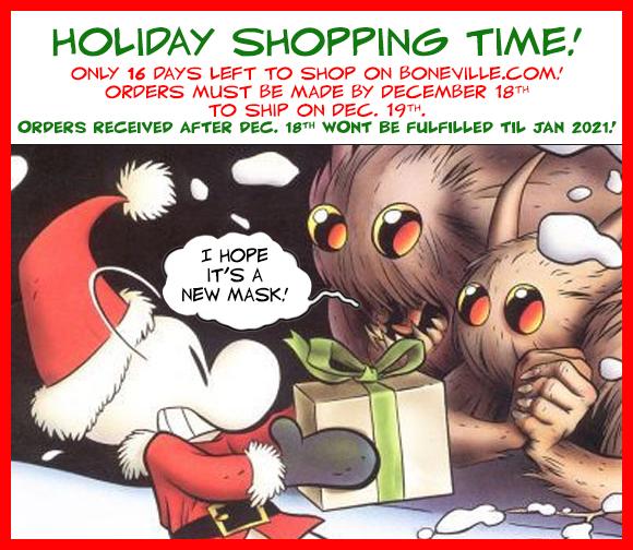 Holiday Shopping Reminder
