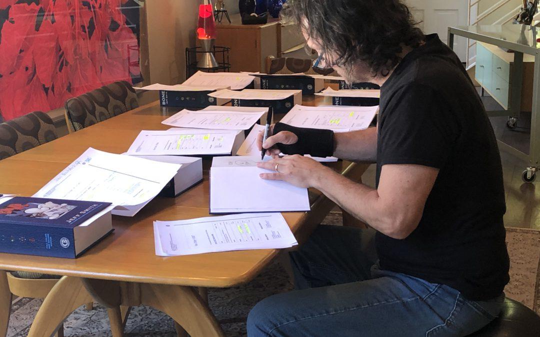 Still Signing…