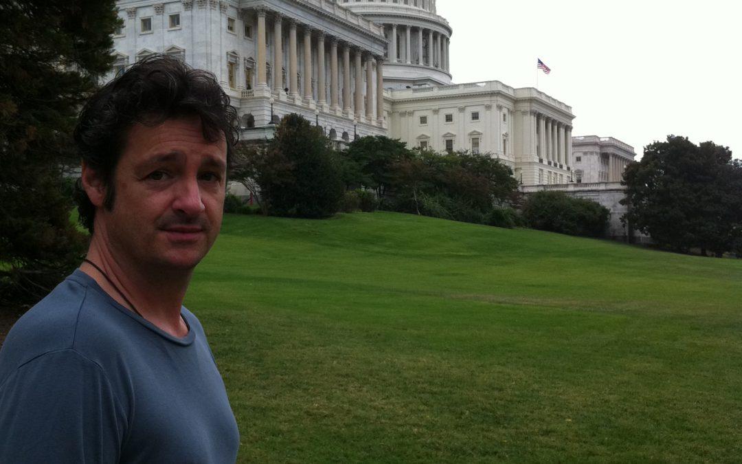 #TBT Jeff in Washington, D.C.