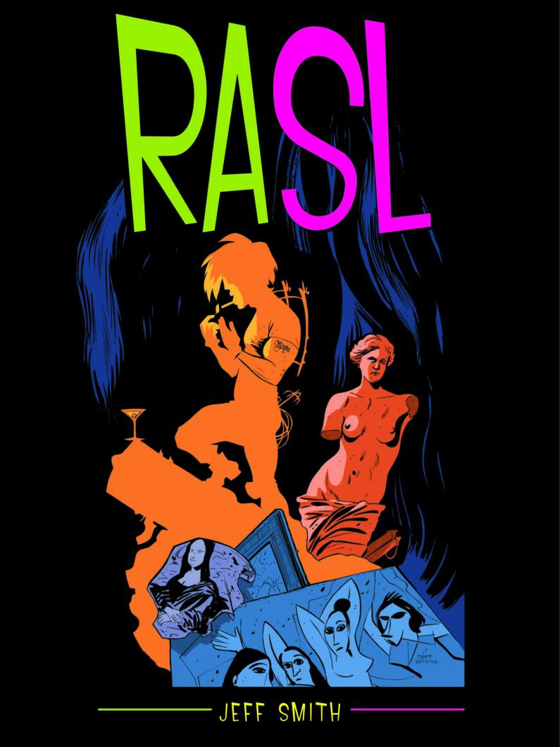 #TBT RASL Omnibus Cover