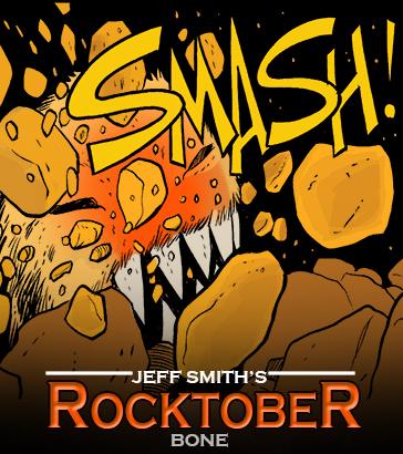 Rocktober – BONE