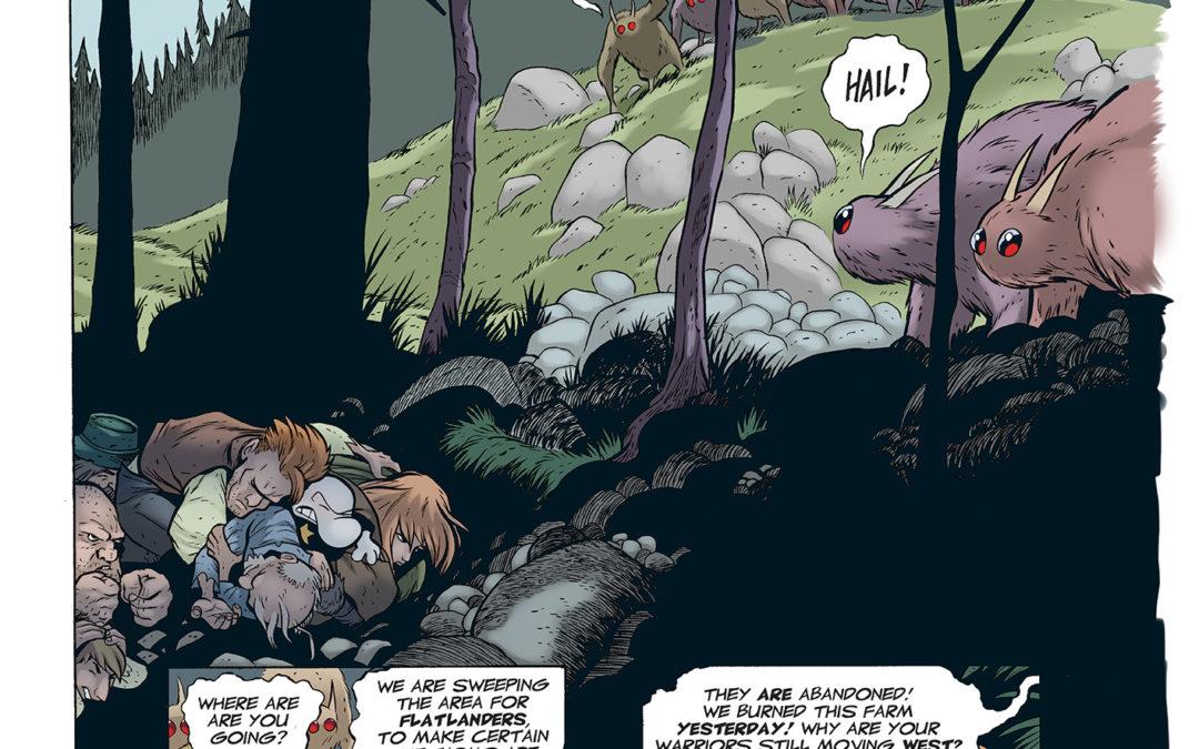 Random BONE – Old Man's Cave