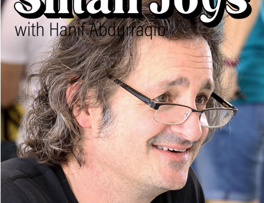 Jeff Interview On: Small Joys with Hanif Abdurraqib