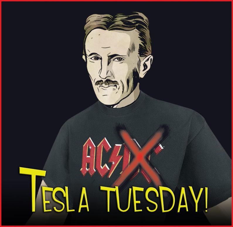 Tesla Tuesday! 8 Things You Didn't Know About Nikola Tesla